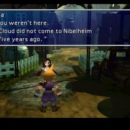 Displacement in <em>Final Fantasy VII</em>
