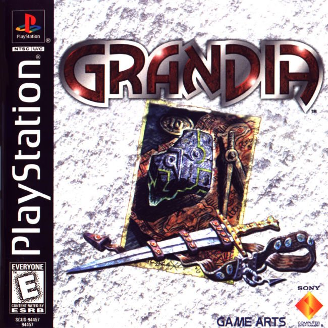 Grandia cover