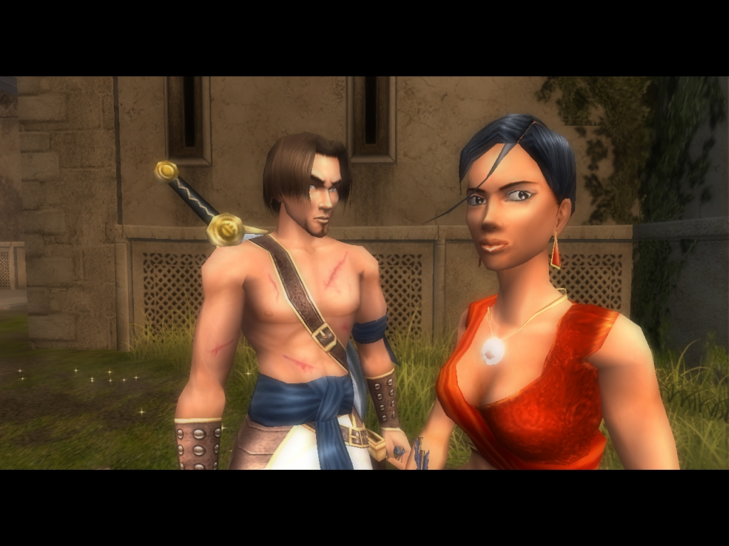 You Presume Too Much Love And Sex In Prince Of Persia The Sands Of Time Bigtallwords
