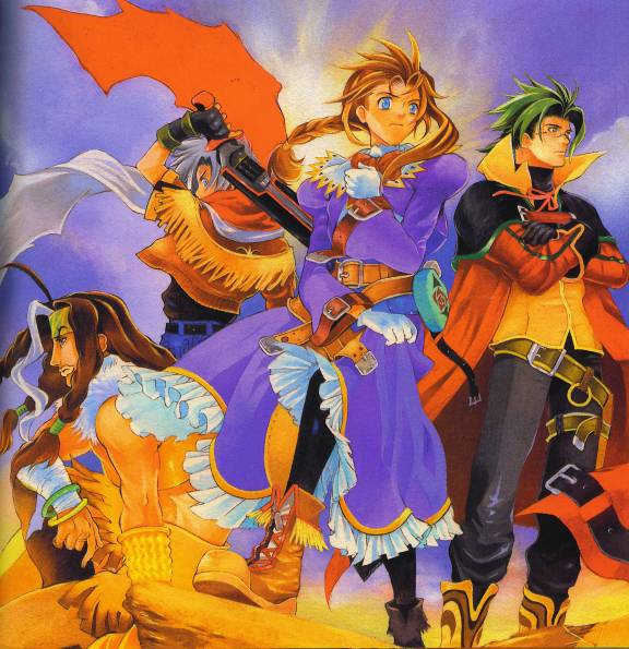 Wild Arms Heroes