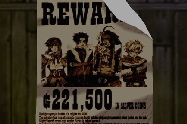 Wild Arms wanted
