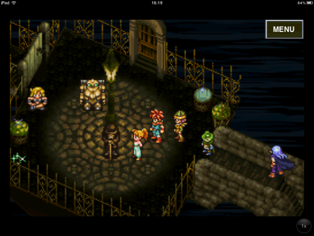 Chrono Trigger The End of Time