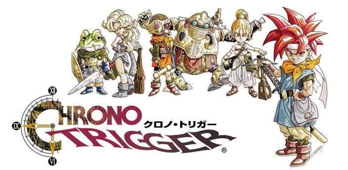 Chrono Trigger title
