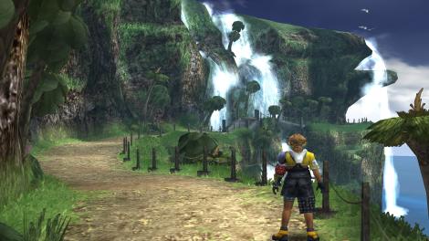 Final Fantasy X Besaid Wild