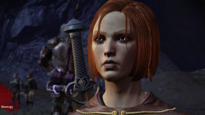 Dragon Age Leliana