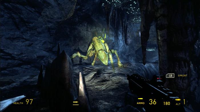 Half-Life Antlion Guardian