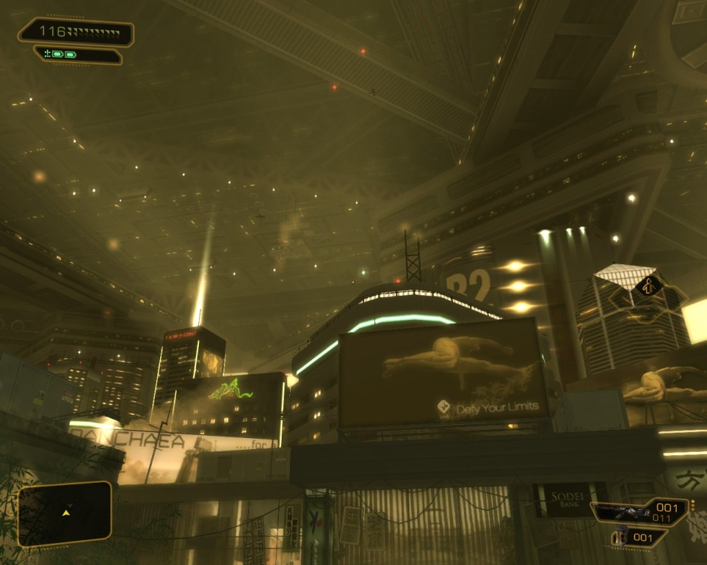 Deus Ex Human Revolution undercity
