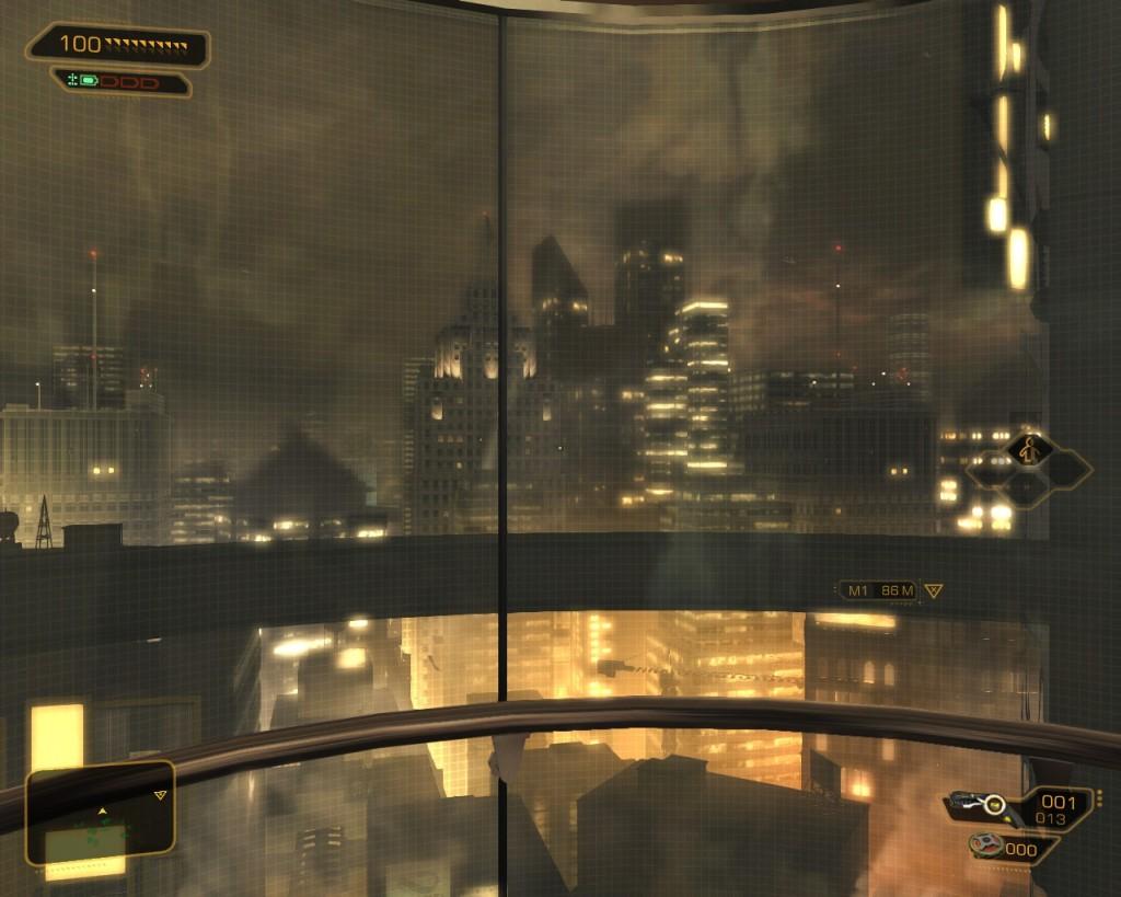 Deus Ex Human Revolutions Sarif elevator