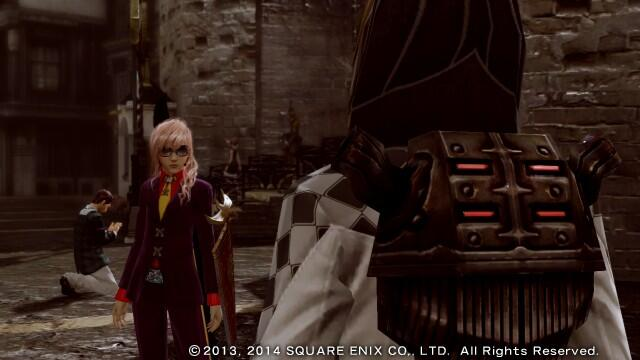 Final Fantasy XIII Lightning Returns 19