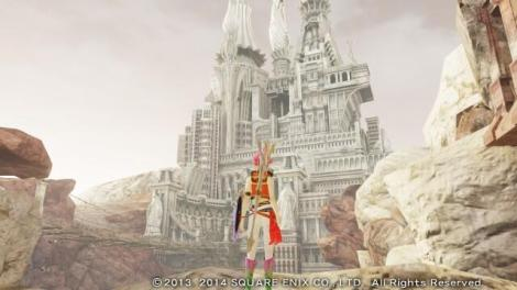 Final Fantasy XIII Lightning Returns 47