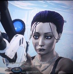 It's a Man's World: The Implications of Makeup in <em>Mass Effect</em>