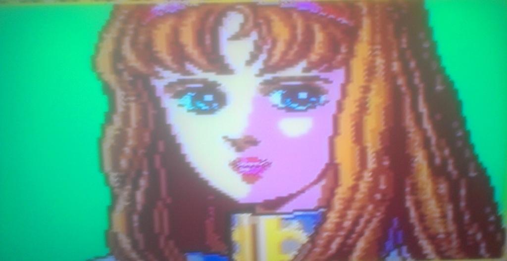 Phantasy Star Alis 2