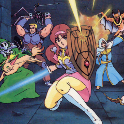 Mobility as a Weapon in <em>Phantasy Star</em>
