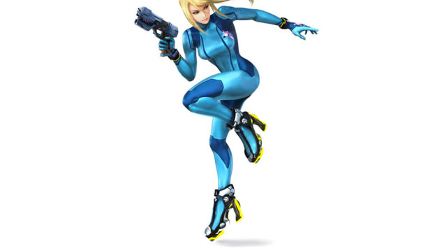Smash Bros. Samus