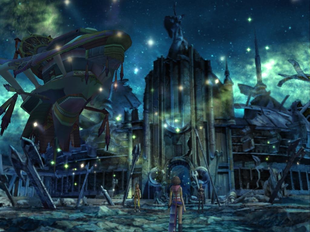 Final Fantasy X-2 Zanarkand
