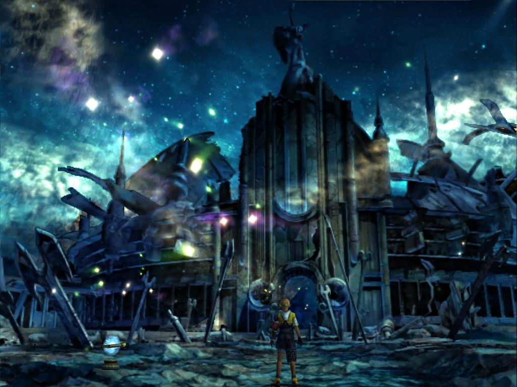 Final Fantasy X zanarkand