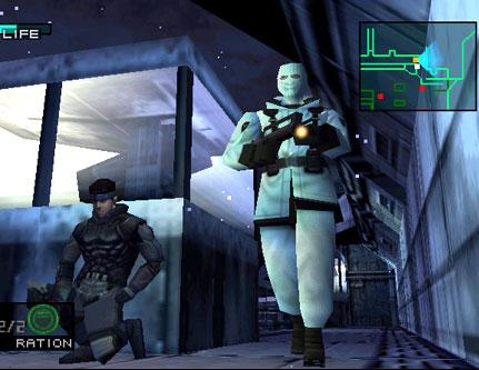 Metal Gear Solid hide