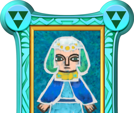 The Legend of Zelda A Link Between Worlds Seres banner