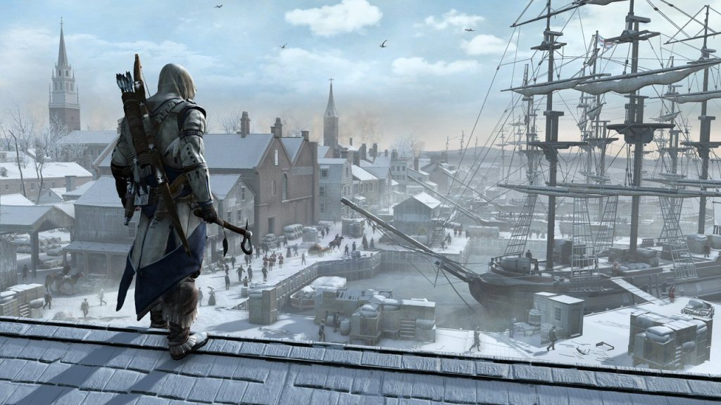 Assassin's Creed viewpoint