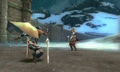 Fire Emblem Awakening fight