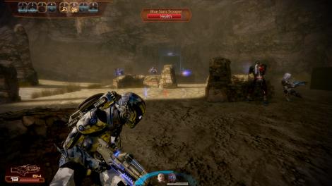 Mass Effect 2 shootout
