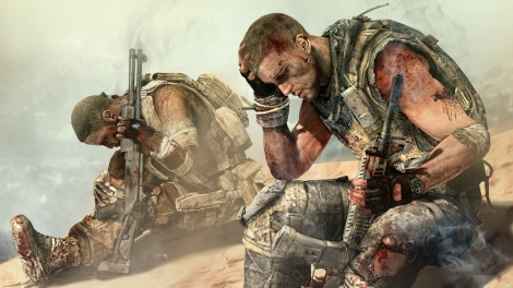 Spec Ops The Line promo art