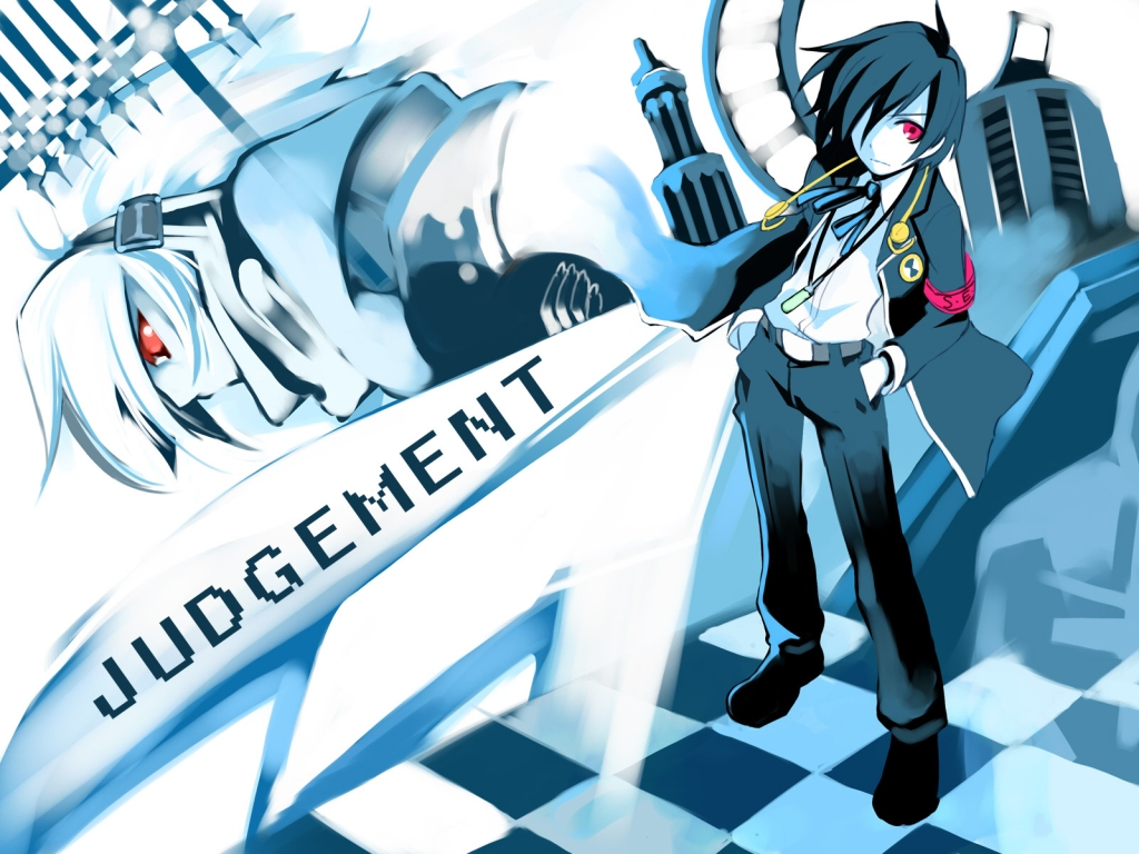 Persona 3 judgement