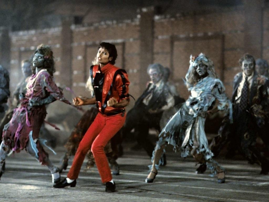 Michael Jackson Thriller dance