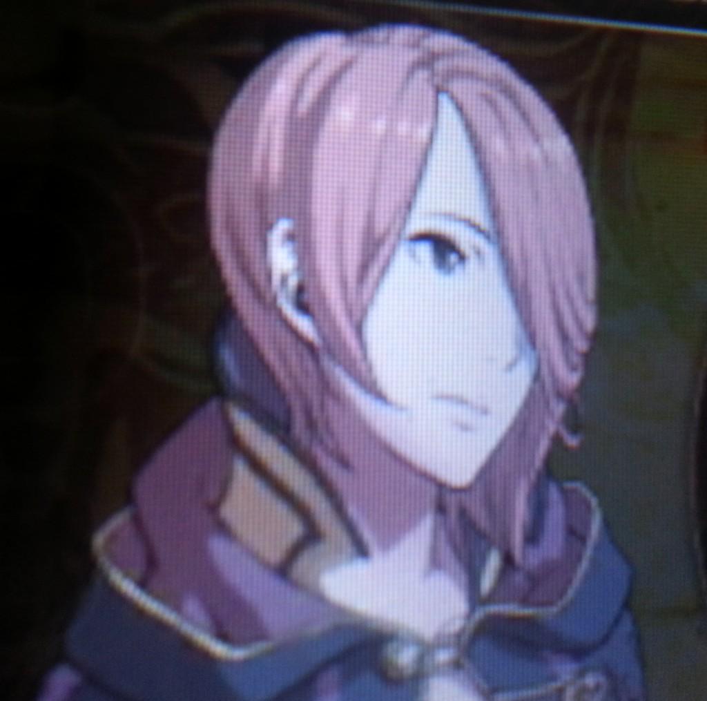 Fire Emblem Awakening Robin profile