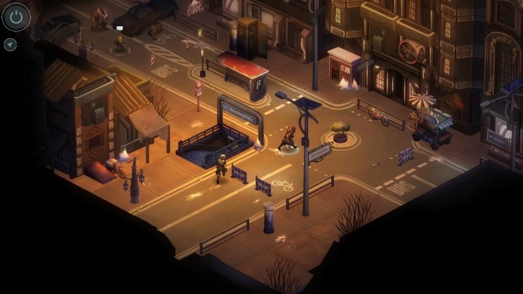 Shadowrun Returns street run