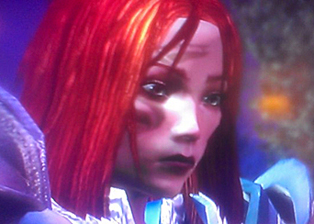 Dragon Age face