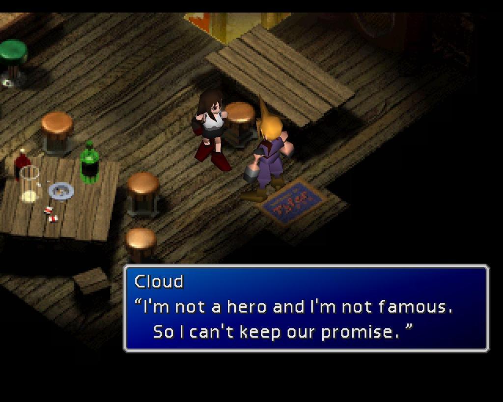 Final Fantasy VII Seventh Heaven