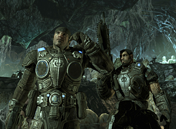 Gears of War co op