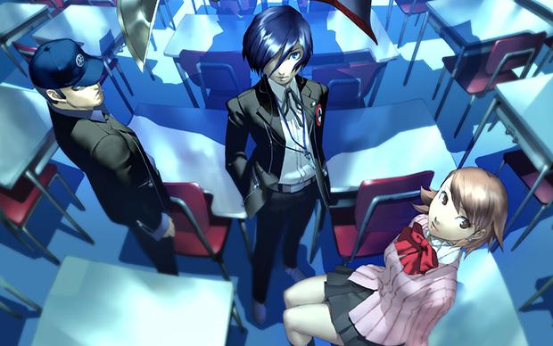 Persona 3 class