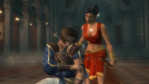 Prince of persia sex scene