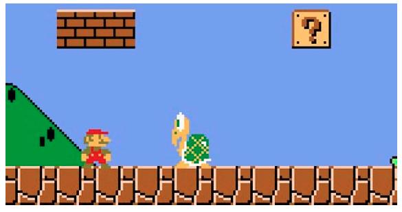 Super Mario Bros. 1-1