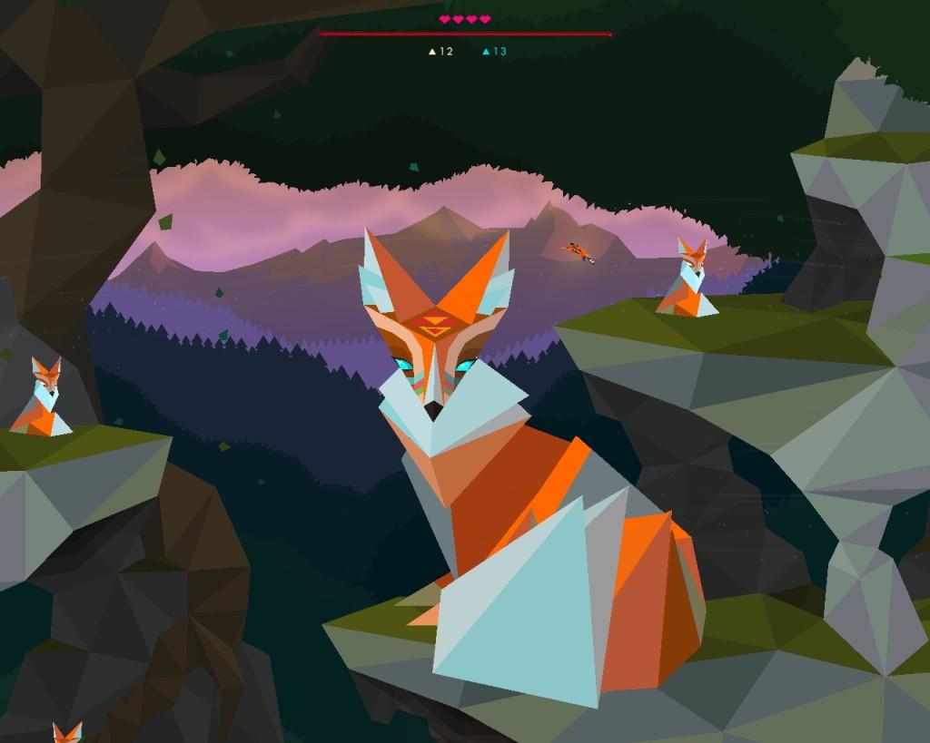 Secrets of Raetikon  giant fox