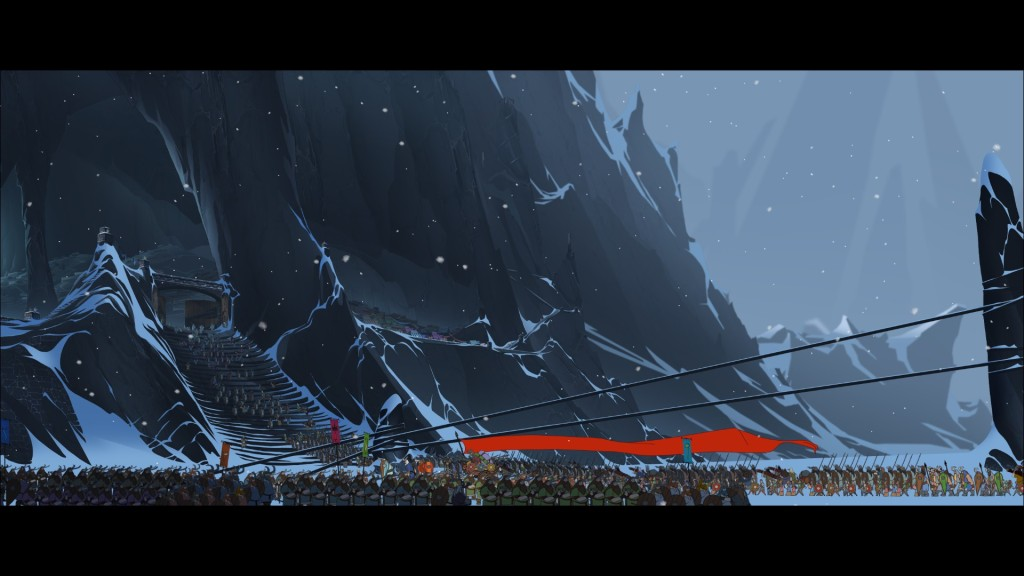 The Banner Saga base entry