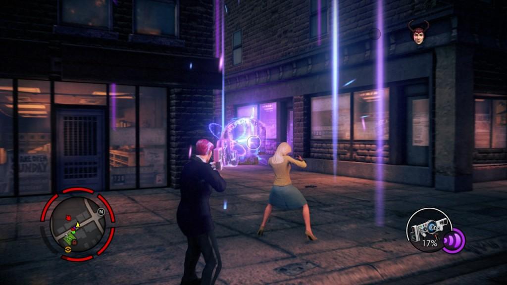 This game has a gun that shoots dubstep