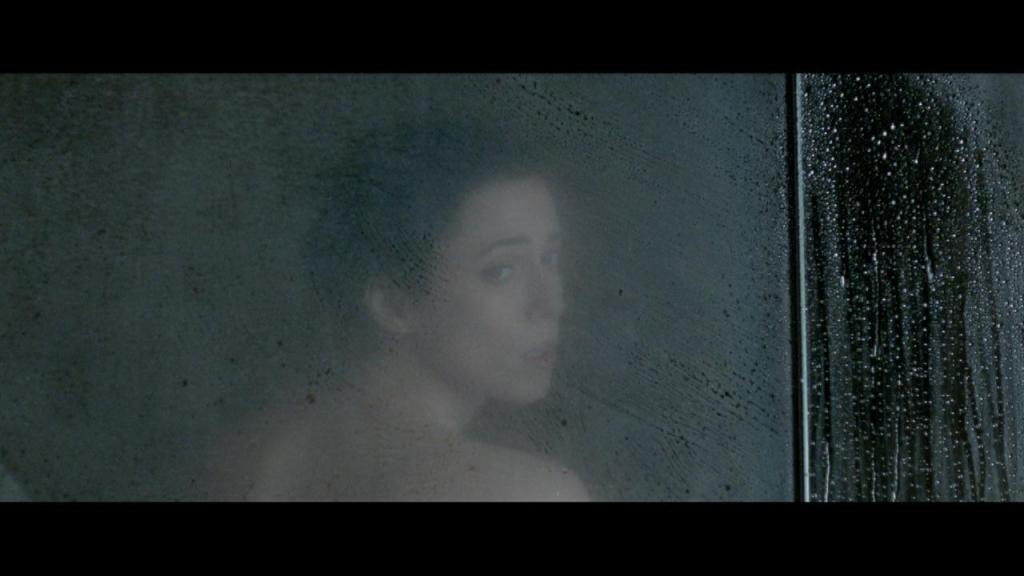 The Gift foggy window