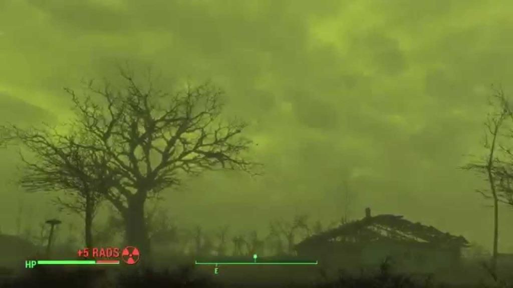 Fallout 4 radiation