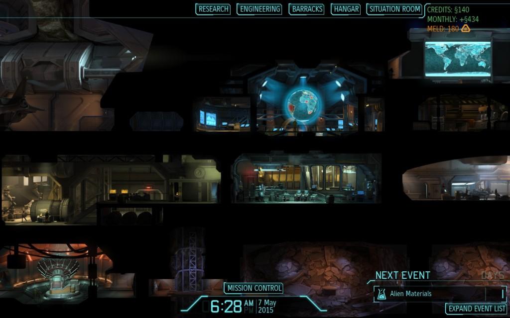 XCOM facility