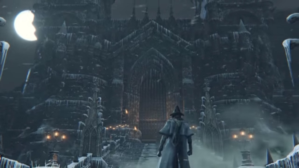 Bloodborne castle