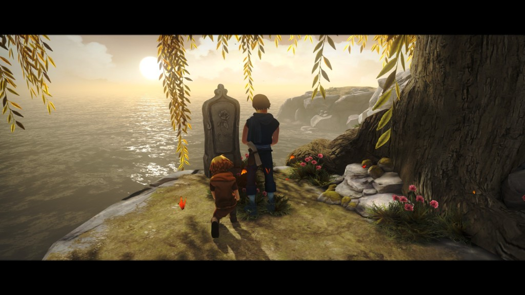 Brothers a Tale of Two Sons prayer
