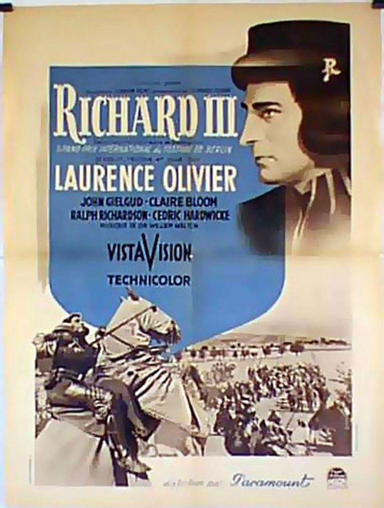 Richard III film poster